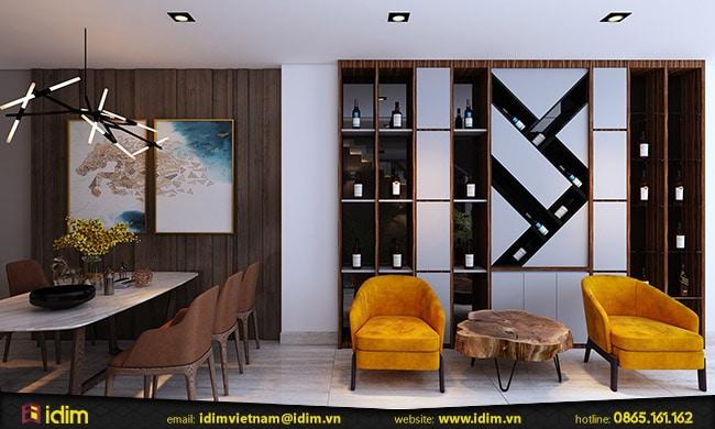 Nguyên tắc thiết kế nội thất phòng bếp