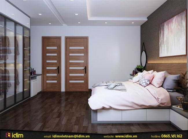 Thiết kế nội thất nhà nhỏ hiện đại, sang trọng